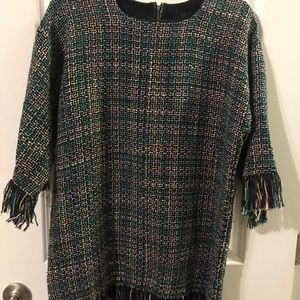 Storets size S/M Tunic Sweater Top/Dress